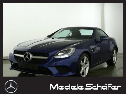 Mercedes SLC 180 Park