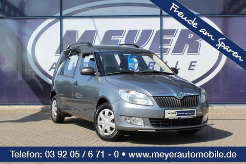 Skoda Roomster 1.4 MPI Active Plus Edition