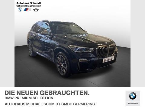 BMW X5 M50 d M Fahrwerk Laser