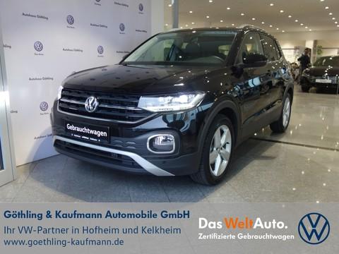 Volkswagen T-Cross 1.0 TSI Style 85kW Front