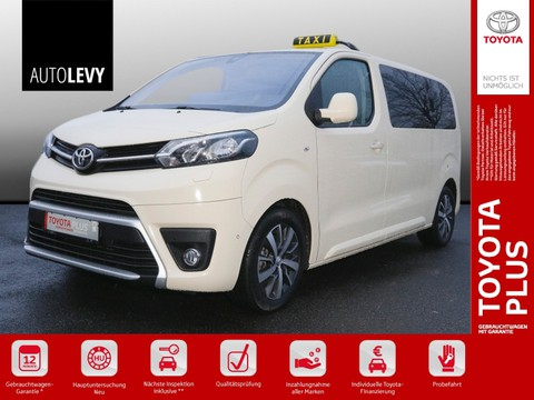 Toyota Proace 2.0 Verso l TAXI-PAKET
