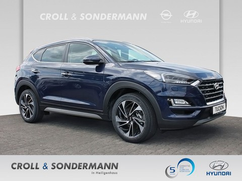 Hyundai Tucson 1.6 Automatik Premium