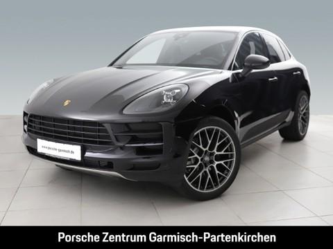 Porsche Macan 2.2 Spurhalteass Sitze frei 1