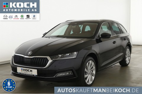 Skoda Octavia 2.0 TDI Combi IV First Edition Pan