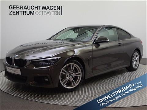 BMW 420 d Coupe M Sportpaket NaviProf H K