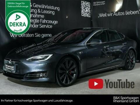 Tesla Model S 3.8 P100D 753 mtl