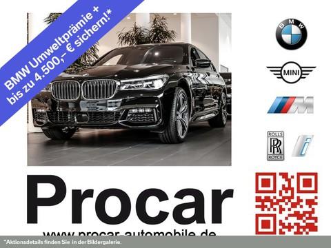 BMW 750 8.1 d xDrive M Sportpaket UPE 1360 Euro