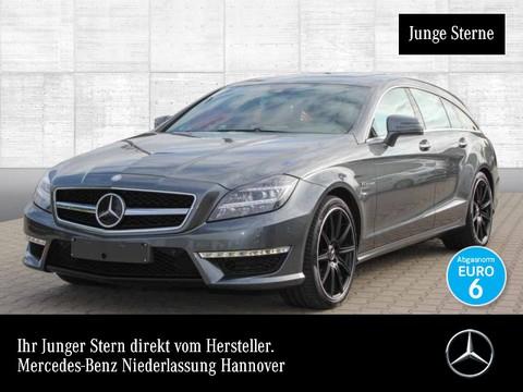 Mercedes CLS 63 AMG T SB Exkl-Paket Driversp Burmester