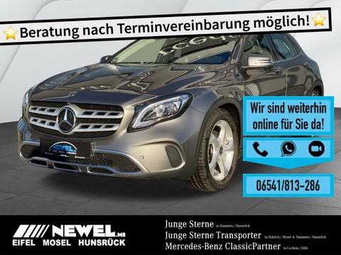 Mercedes-Benz GLA 220 AUTOMATIK URBAN ° SPUR-P