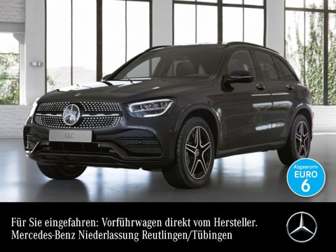 Mercedes-Benz GLC 220 d AMG Night Easy-Pack