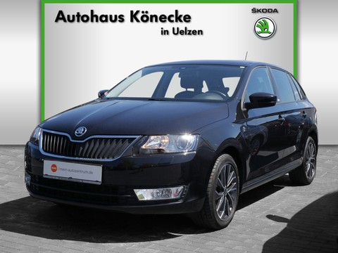 Skoda Rapid 1.2 TSI Edition