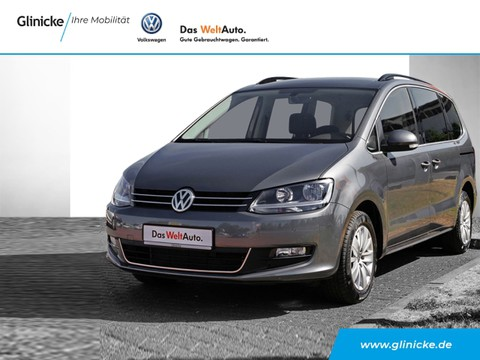 Volkswagen Sharan 2.0 TDI Comfortline Vorb