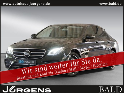 Mercedes-Benz E 300 e AMG 18 Burmester