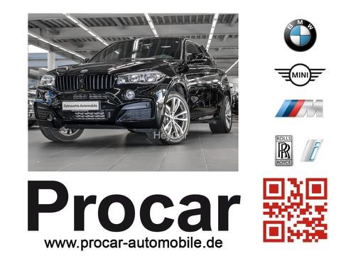 BMW X6 xDrive30d M Sportpaket H K DrivAss
