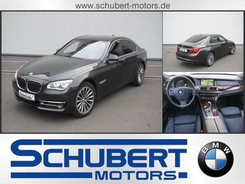BMW 750 d xDrive Exclusive DrivAssist Sitzkl