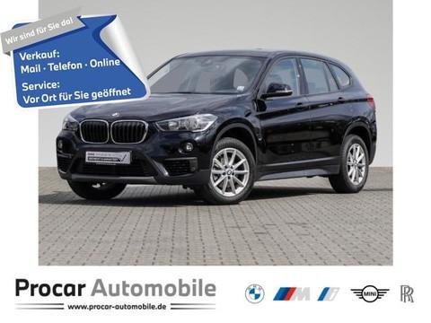 BMW X1 sDrive18i Advantage Heckkl