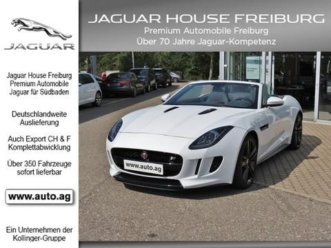 Jaguar F-Type V8 S KOMPR CABRIO
