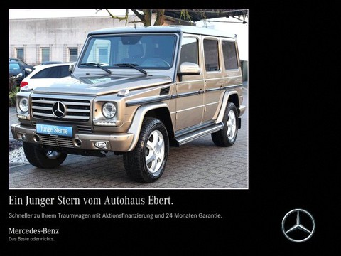 Mercedes G 350 Station lang