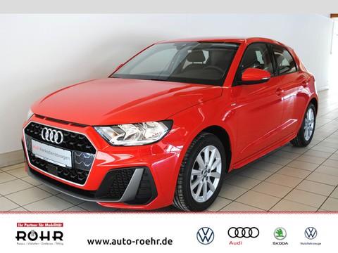 Audi A1 Sportback S line ( 09 2024 EPH ) 25 TFSI