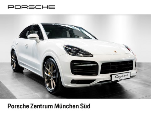 Porsche Cayenne Turbo Coupe 22-Zoll