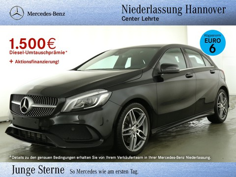 Mercedes A 220 AMG Line