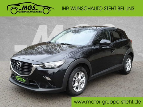 Mazda CX-3 121 FWD Center-Line