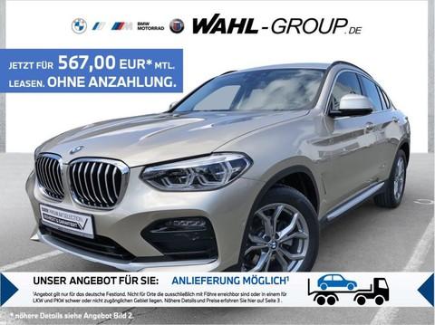 BMW X4 xDrive20d xLine Automatik |