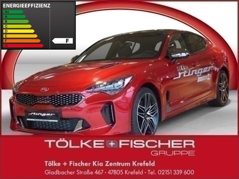Kia Stinger 3.3 T-GDI V6 AWD GT & Veloursleder-Paket
