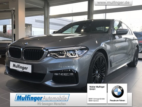 BMW 525 d M-Sportpaket Innovationspak HIFI NaviProf