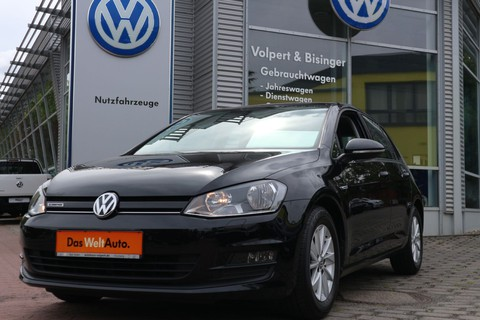 Volkswagen Golf Blue Motion Light