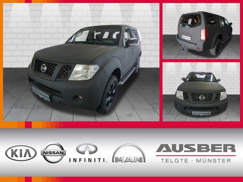 Nissan Pathfinder 2.5 dCi Polyurea-beschichtung