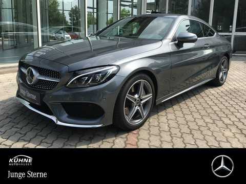 Mercedes C 250 AMG Line Coupe
