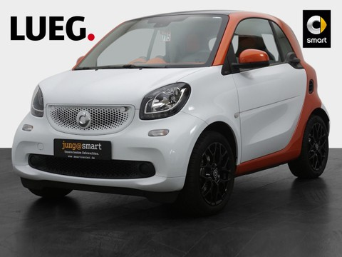 Smart ForTwo Urban Passion COUPE Edition #1