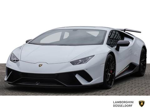Lamborghini Huracán Performante Pain - Bianco Icarus