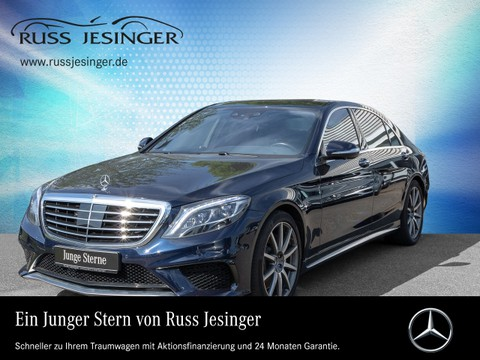 Mercedes-Benz S63 lang FAHRASSIST