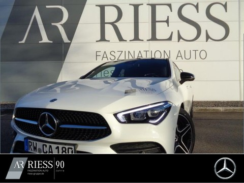 Mercedes-Benz CLA 200 Shooting Brake AMG Night