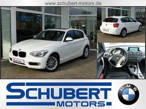BMW 120 d NaviProf el GSD Komf Zugang