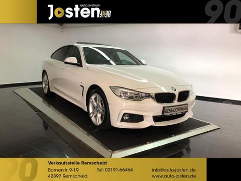 BMW 420 Gran Coupe xDr M-Spo Glasd
