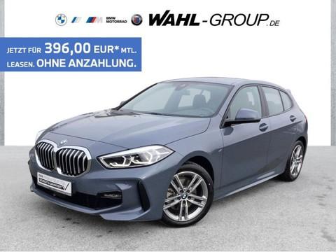 BMW 118 d M Sport Live Plus
