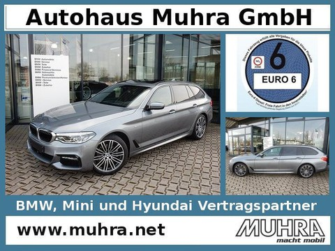 BMW 520 2.7 dA eh UPE 800 M Sportpaket