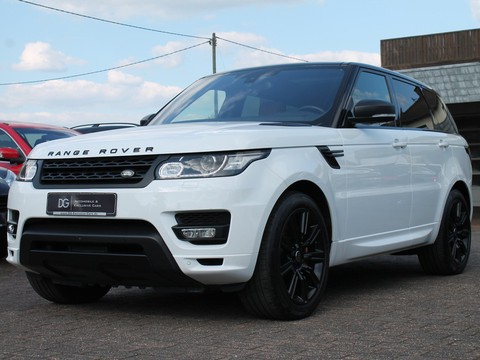Land Rover Range Rover Sport 5.0 L Autobiography 7 Seater