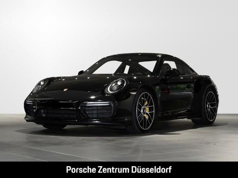 Porsche 991 Turbo S Burmester Entry&Drive