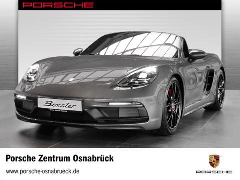 Porsche Boxster GTS Connect Plus