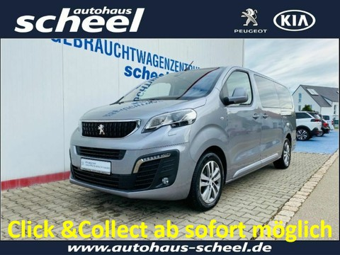 Peugeot Traveller 2.0 BHDi180 Business VIP L3