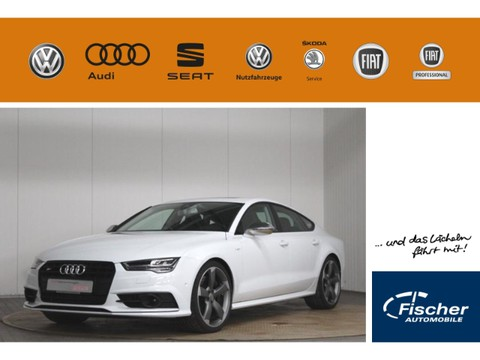 Audi S7 4.0 TFSI qu Sportback SPORTABGASANL