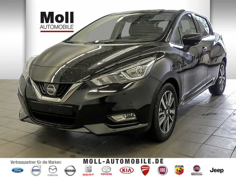 Nissan Micra 1.0 N-Way Safety Paket