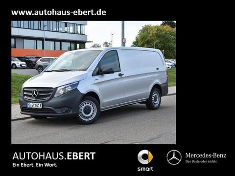 Mercedes-Benz eVito 111 Kasten Lang Holzboden