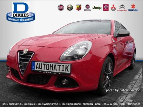 Alfa Romeo Giulietta 1.8 TBi 16V Quadrifoglio Verde V H