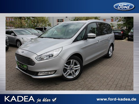 Ford Galaxy 2.0 TDCi Titanium |||
