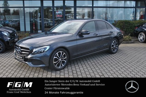 Mercedes-Benz C 250 d Avantgarde SpurP Night R